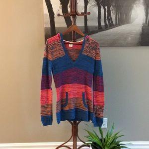 Colourful ROXY hoodie